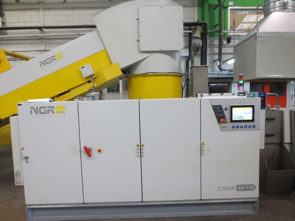 Plastic Recycling Machine For Sale Umac